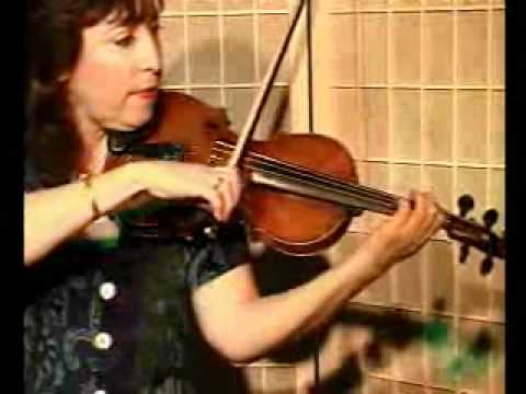 Violin Song Demonstration - Coffee Grows On White Oak Trees - American Party Song