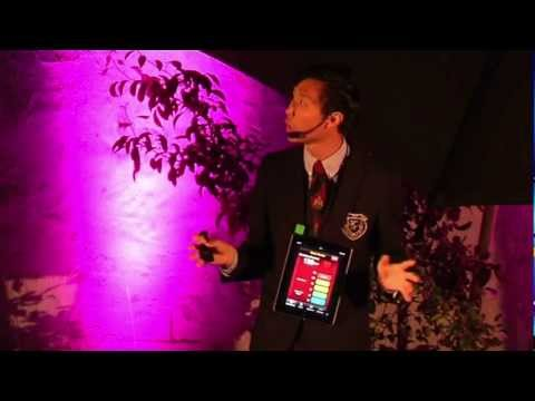 TEDxAlmedalen - Hoa Ly - Make science of your life