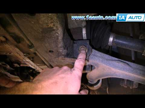 Where to use Floor jack and Jack Stands 2003-11 Saab 9-3 4 Door