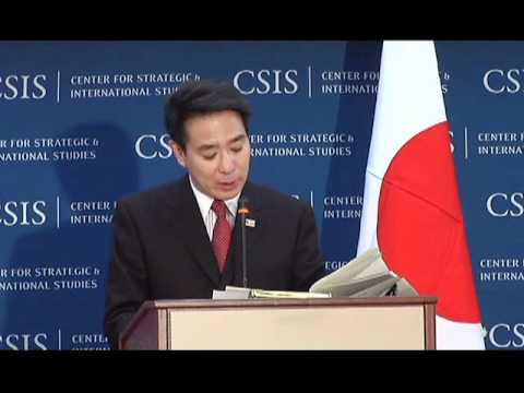 Video Highlight: Statesmen's Forum: Seiji Maehara, Minister