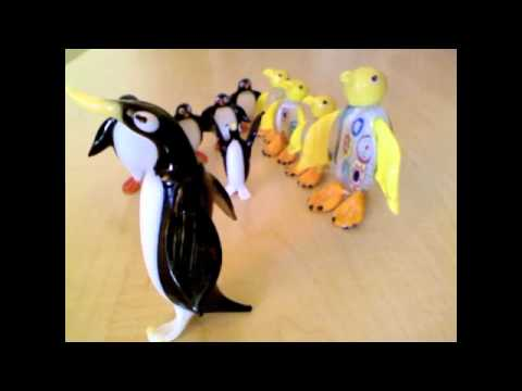 Stop-Motion PENGUINS