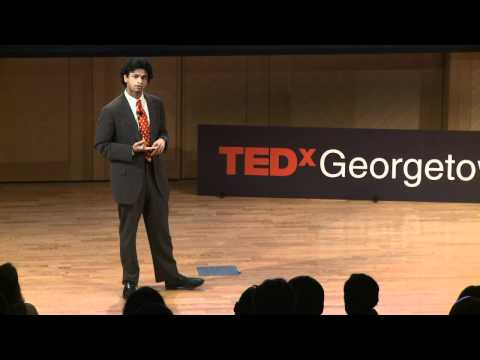 TEDxGeorgetown - Rahul Singh - Feeding the Family with the Digital Farm