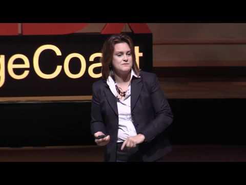 TEDxOrangeCoast - Dondeena Bradley - Lets create a society addicted to health