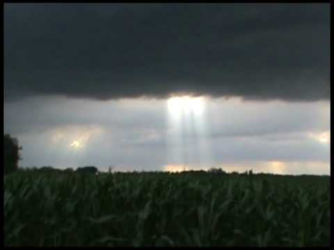 Storm Chase 2010: Tuesday, July 13th...North Dakota Monster