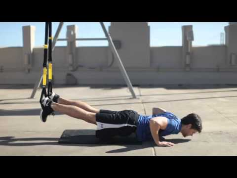 TRX® Atomic Push-up Tempo Challenge