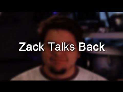 Special Effects Tools, Build Requests and Future episodes: Zack Talks Back