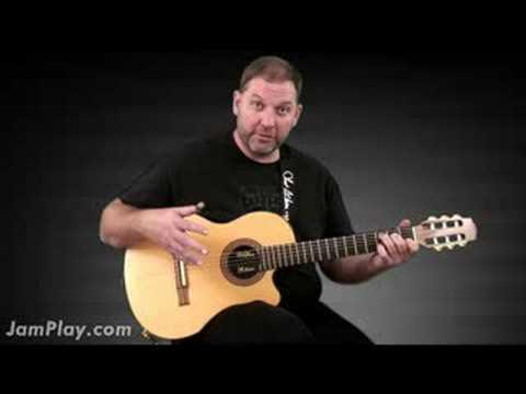 Palm Muting Basics Video Guitar Lesson