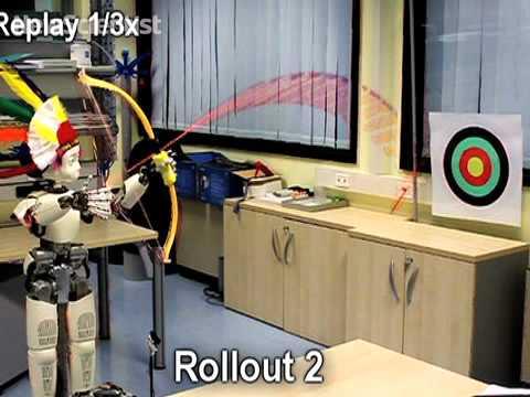 Robot masters archery