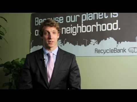 Technology Pioneer 2009 - Ron Gonen (RecycleBank)