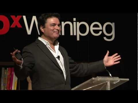 TEDxWinnipeg - Khal Shariff - The Future of Learning, Let's Change Everything
