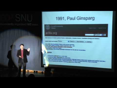 TEDxSNU-Jeong Jihoon-Quantum Jump into the Social Responsibility of the Technology