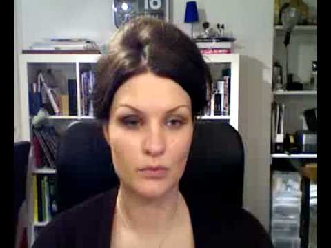 Pamela Anderson inspired make-up tutorial. Pt.1