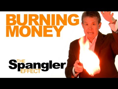 The Spangler Effect - Burning Money Season 01 Episode 11