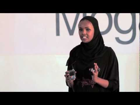 TEDxMogadishu - Ilwad Elman - In Memory of My Father, I Returned to Rebuild Somalia