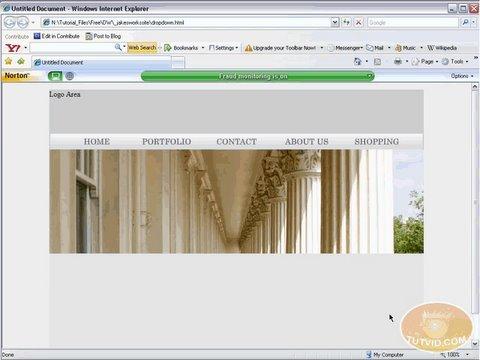 Transparent, See-Through Flash Files in Dreamweaver CS3!