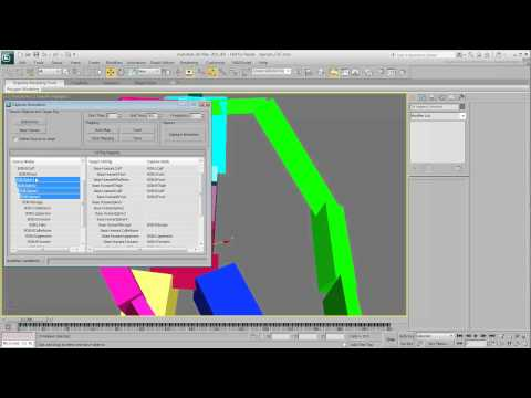 Using 3ds Max with Motionbuilder - Part 5 - CAT Rigs, cont'd