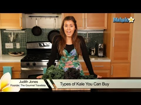 Types of Kale You Can Buy