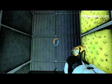 Portal 2 Walkthrough / Chapter 8 - Part 1: Room 01/01 - The Moat