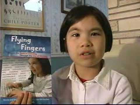 speaking Chinese about Flying Fingers