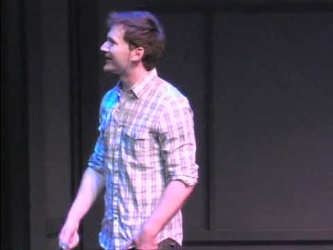 TEDxEMU - Zach Wigal - Video Games: Helping Others Level Up
