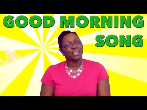 Songs for children - Good Morning Song - LittleStoryBug
