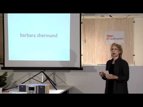 TEDxBroadStreetNY - Liza Donnelly - The New Yorker Cartoon