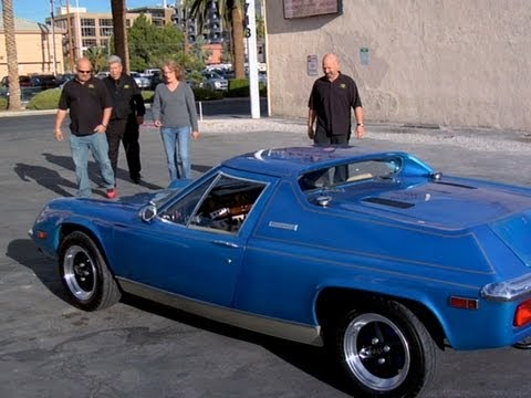 Pawn Stars - Movie Cars