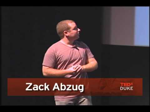 "TEDxDuke - Zack Abzug on The Brain as the Ultimate ""Personal"" Computer"