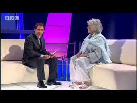 Ronnie and Anne Corbett interview - Keith Barret - BBC comedy