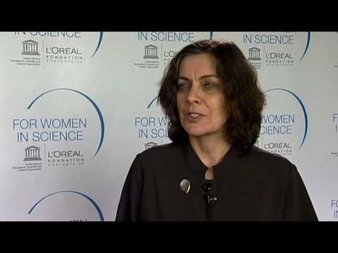 Professor Jillian Banfield, Laureate of the l'Oréal-UNESCO 2011 For Women in Science Awards