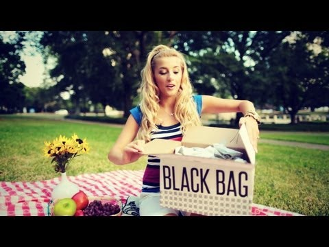 Picnic Time! July Little Black Bag Unboxing!