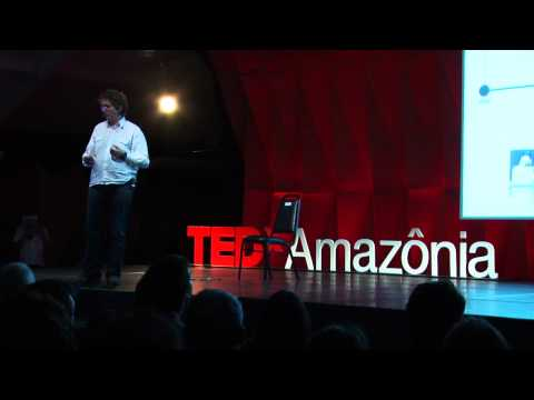 TEDxAmazonia - Michael Braungart about the big mistake of environmentalists - Nov.2010