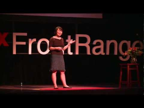 TEDx Front Range - Eunny Jang - Makers and Believers