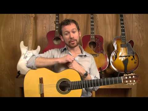 Tips for Stringing a Guitar - Stringing a Guitar   StrumSchool com
