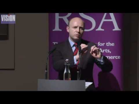 Rt Hon Liam Byrne MP - The 2020 Challenge for Public Services