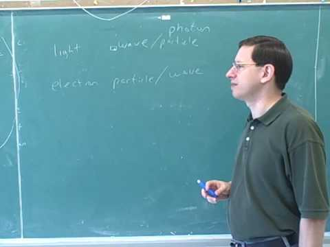 Physics: Photoelectric effect (1)