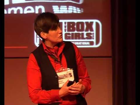 TEDxBerlin - Heather Cameron - 11/30/09
