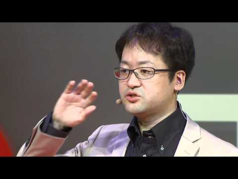 TEDxTokyo - Masahiko Inami - How Digital Transparency Can Expand Your Experience - [English]