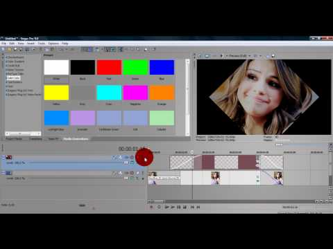 Sony Vegas Tutorial ll Effect #46