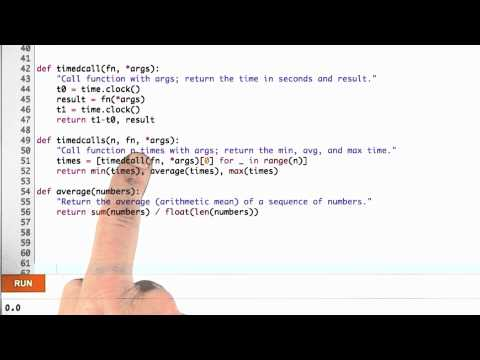 Timed Calls - CS212 Unit 2 - Udacity