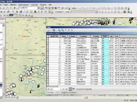 Summarizing Attribute Tables in ArcGIS