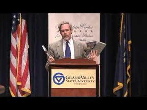 Richard Norton Smith on Virginian Presidents, Part 1 (of 8)