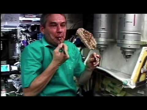 What's The Tastiest Space Food?