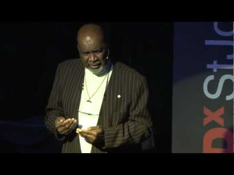 "TEDxSTJOHNS - Burnley ""Rocky"" Jones - Breaking Down Social Barriers"