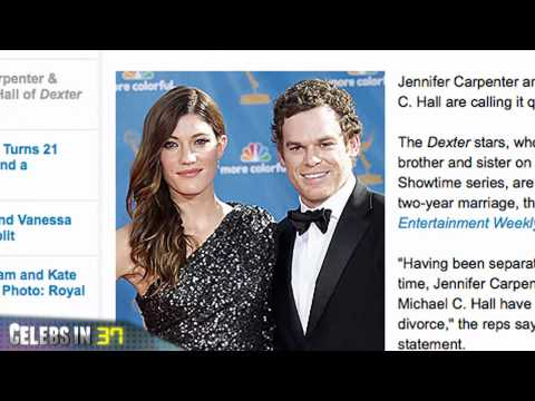Video: Golden Globe nominees / Dexter gets divorced / Zac Efron and Vanessa Hudgens split