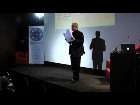 TEDxMontpellier - Denis Charles Ettighoffer - Libérez le copyright!