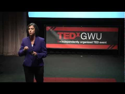 TEDxGWU - Ilana Preuss - The Economic Power of Great Places
