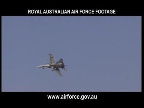 RAAF - F/A-18 Amberley Air Show 2008