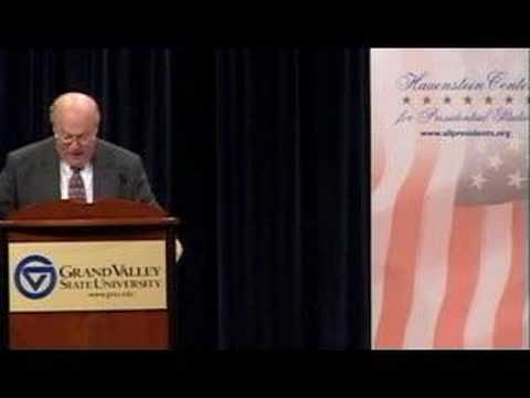 Richard Norton Smith on Roosevelt and Reagan (3 of 9)