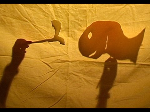 Peep and the Big Wide World: Playing with Shadow Puppets